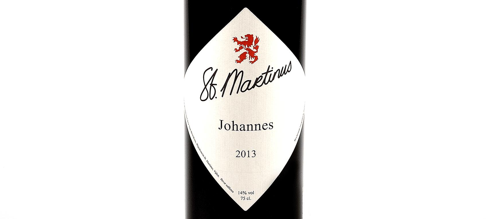 St. Martinus Johannes wijnreview
