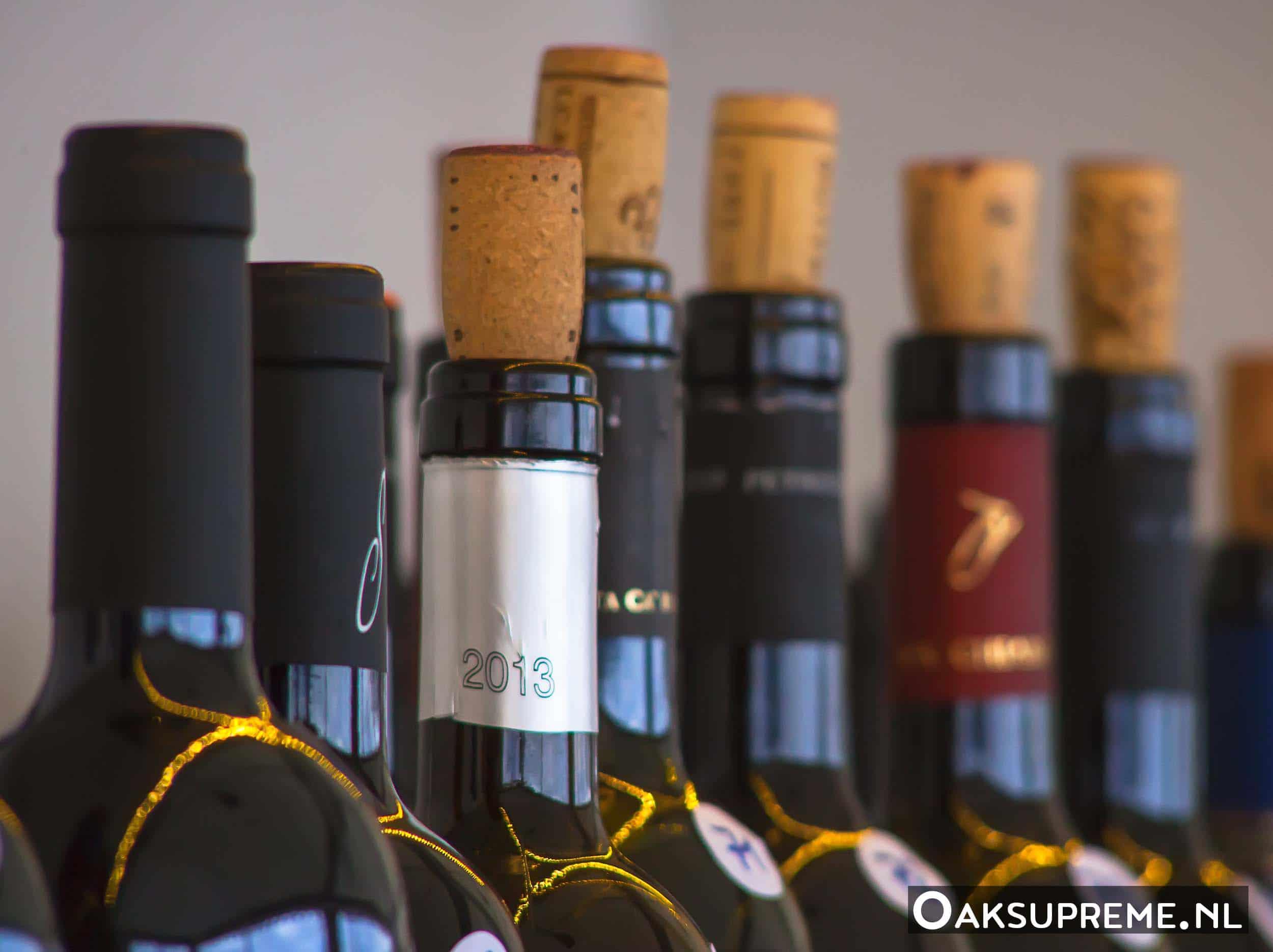 houdbaarheid van wijn na openen verlengen
