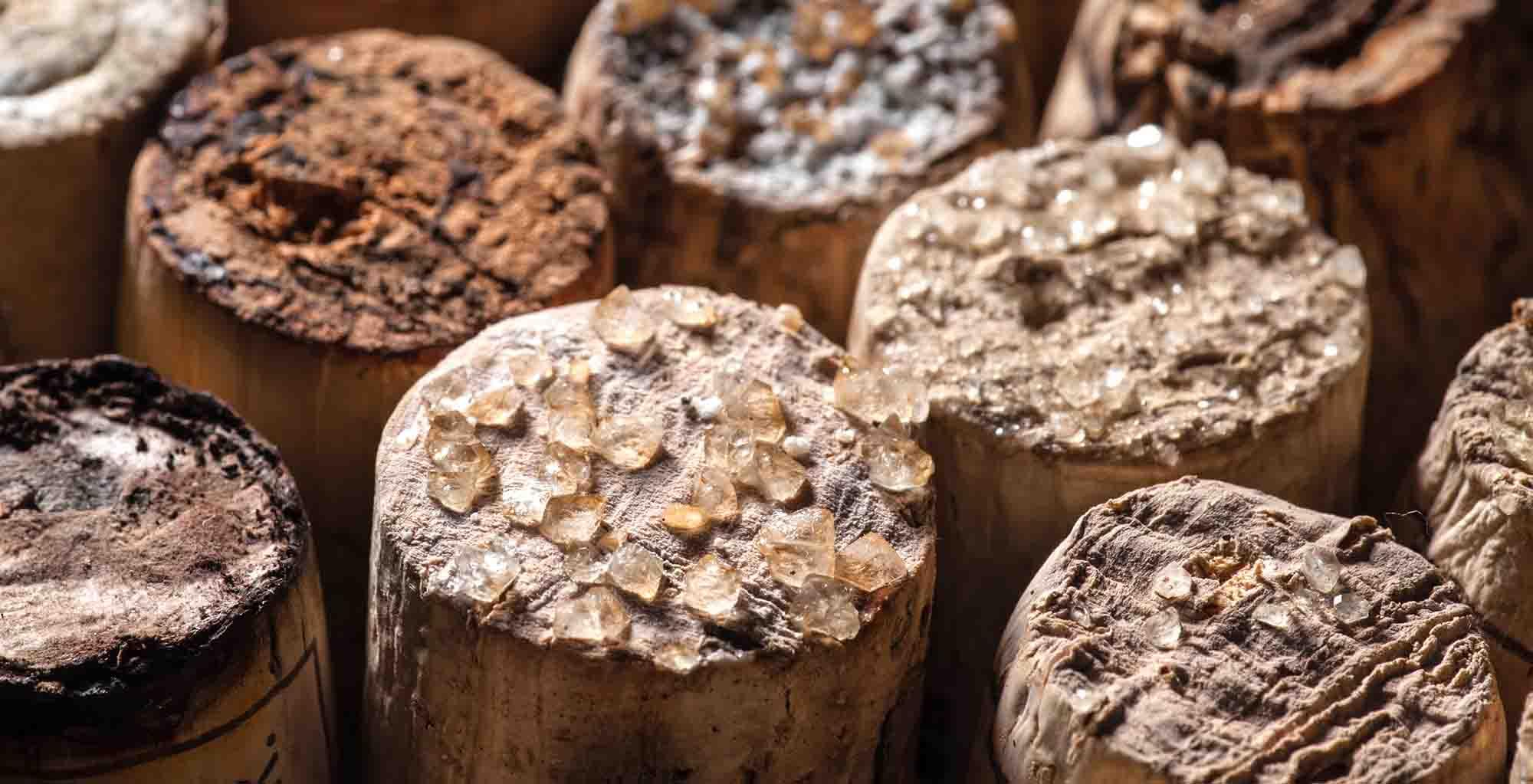 Bezinksel in wijn - Oaksupreme