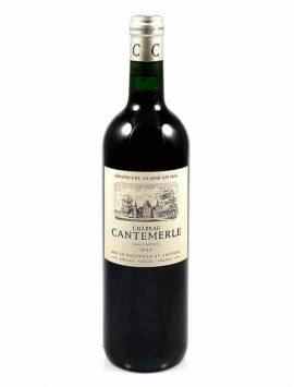 Chateau Cantemerle 2010 - Grand Cru Classe - Haut Medoc