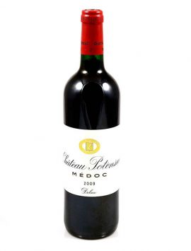chateau potensac 2009 - medoc