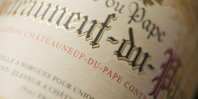 9 rode goede Châteauneuf-du-Pape wijnen