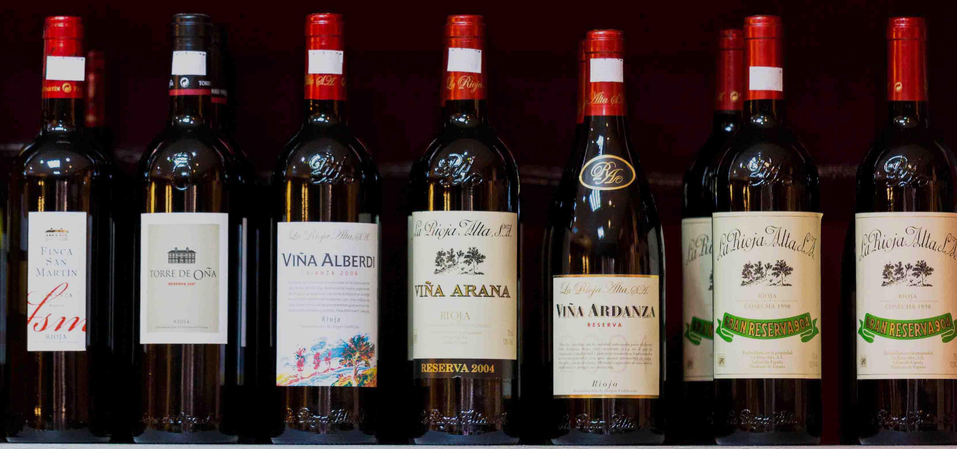 Wijnhuis La Rioja Alta
