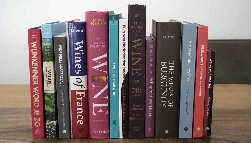 Beste wijnboeken Oaksupreme